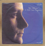"""7"""" Single, Phil Collins - I Don't Care Anymore - Disco, Pop"""