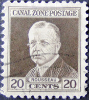Panama - Canal Zone - 1932 - Mi:US-CZ 77A, Sn:US-CZ 112, Yt:US-CZ 83 O  - Look Scan - Panama