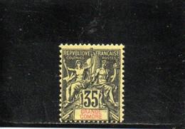 GRANDE COMORE 1900-7 * - Ongebruikt