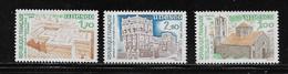 FRANCE  ( FRS - 129 )  1984  N° YVERT ET TELLIER  N° 79/81   N** - Mint/Hinged