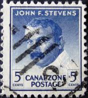 Panama - Canal Zone - 1946 - Mi:US-CZ 122A, Sn:US-CZ 139, Yt:US-CZ 109 O  - Look Scan - Panama