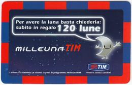 ITALY G-796 Prepaid TIM - Used - [2] Tarjetas Móviles, Prepagadas & Recargos