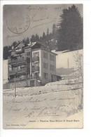 28079-   Leysin Pension Beau-Séjour Et Grand Sapin 1906 - VD Vaud