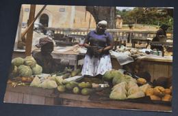Sao Tomé, Mercado - Sao Tome And Principe