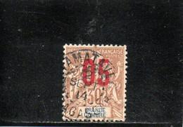 GRANDE COMORE 1912 O - Gebruikt