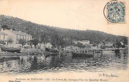 Saint Mandrier Sur Mer       83        Le Creux St Georges     N° 123   (voir Scan) - Saint-Mandrier-sur-Mer