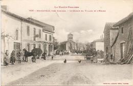 BRAGAYRAC Rue Principale LOT DE 2 CARTES - Andere Gemeenten