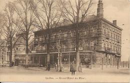 IXELLES (1050): Grand Hôtel Du Phare, Café-Restaurant, 263 Bvd Militaire. F. Bas-Wyvekens Propriétaire. Petite Animation - Cafés, Hôtels, Restaurants