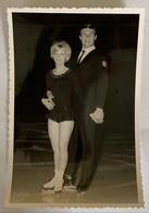 Photo De Sport. Championnats Du Monde De Patinage Artistique. Figure De Patinage. Suzan Behrems Et Roy Wagelen. 1967. - Deportes