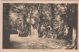 Fouesnant (29) - Lieu-Dit Beg Meil - Le Chemin Creux (Circulé En 1925) - Fouesnant