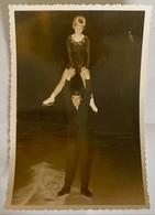 Photo De Sport. Championnats Du Monde De Patinage Artistique. Figure De Patinage. Ludmila Belousova Et Oleg Protopopov ? - Deportes