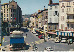 CLERMONT FERRAND Place Gaillard Cpsm Gm - Clermont Ferrand