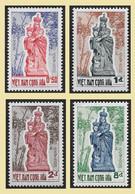 VIETNAM Du SUD 1962 -  YT  196 à 199  La Série ND De La Vang  - NEUF S** - Vietnam
