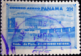 Panama - 1960 - Mi:PA 569, Sn:PA C231, Yt:PA PA217 O - Look Scan - Panama
