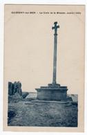 CPSM Guisseny Sur Mer Près De Lesneven 29 Finistère La Croix De La Mission Jubilé 1865 - Lesneven