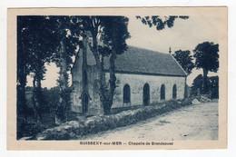 CPSM Guisseny Sur Mer Près De Lesneven 29 Finistère Chapelle De Brendaouez - Lesneven