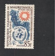 MAURITANIA...1964: Michel229mnh** METEOROLOGY - Mauritanië (1960-...)