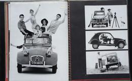 Catalogue Book CITROEN 2 CV Et Autres Modèles Toutes Photos Présentées Voiture Auto Automobile Car Oldtimer Citroën - Sin Clasificación