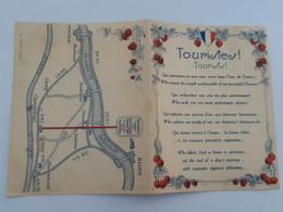 Brochure Touristique - Chenonceaux - Chissay - ... Lot400 . - Tourism Brochures