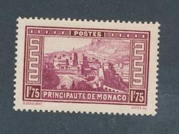 MONACO - N° 128 NEUF** SANS CHARNIERE - COTE : 84€ - 1933/37 - Nuovi