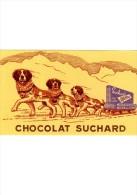 Buvard Chocolat SUCHARD Milka - Food
