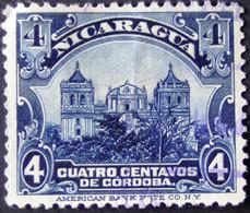 Nicaragua - 1931 - Mi:NI 521, Sn:NI 515, Yt:NI 521 O - Look Scan - Nicaragua