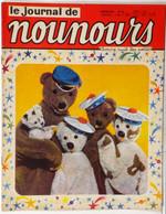 Le Journal De Nounours.bonne Nuit Les Petits.numéro 5 Juillet 1965. - Other