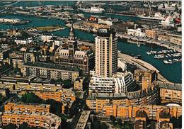 MAI 69 - DUNKERQUE - L'Hôtel De Ville, Le Frantel, Et Le Bassin Du Commerce - Dunkerque