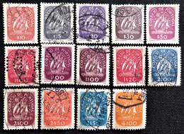 Petit Lot De  Caravelle - Used Stamps