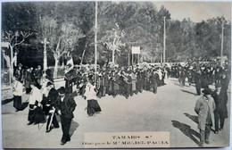 TAMARIS S.m - Obsèques De Michel-Pacha - Tamaris