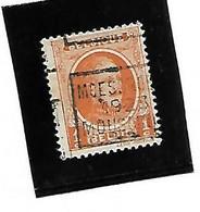Preo  MOUSCRON / MOESCROEN  1923  Type C ( N°3103 ) 1 Ct Houyoux - Unclassified