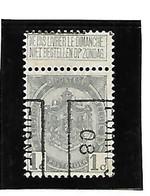 Preo  FURNES 1908   Type B ( N° 1129 ) 1 Ct - Unclassified