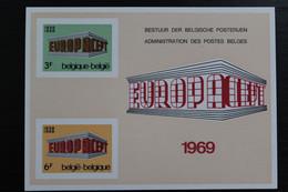 LX56 - Europa 1969 - Zeer Mooi! - Hojas De Lujo