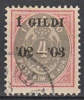 Islande     .   Y&T    .    24  (2 Scans)    .    O    .   Oblitéré    .    /    .   Cancelled - Gebraucht