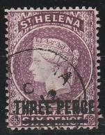St Helena    .    SG      .    41    .    O        Cancelled   .    /   .    Oblitéré - St. Helena