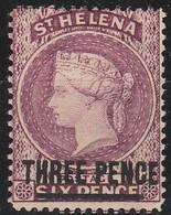 St Helena    .    SG      .    41  (2 Scans)       .   *          Mint-hinged    .    /   .   Neuf Avec Gomme - St. Helena