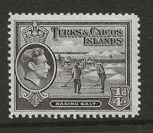 Turks & Caicos Islands, 1938, SG 194, MNH - Turks & Caicos