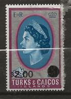 Turks & Caicos Islands, 1969, SG 311, MNH - Turks And Caicos