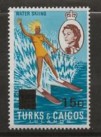 Turks & Caicos Islands, 1969, SG 306, MNH - Turks And Caicos