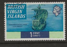 British Virgin Islands, 1970, SG 241, Used - British Virgin Islands