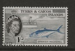 Turks & Caicos Islands, 1957, SG 246, Used - Turks And Caicos