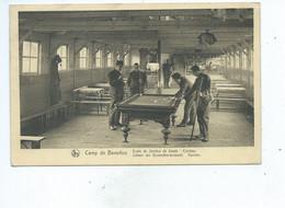 Beverloo Camp Ecole Du Service De Santé   Billard - Leopoldsburg (Kamp Van Beverloo)