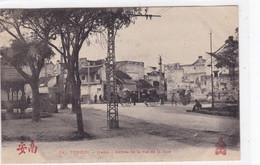 Asie - Tonkin - Hanoï - Entrée De La Rue De La Soie - Vietnam