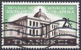 1963 - Transkei Legislative Assembly, 1st Meeting - Michel ZA 338 - Used - Transkei