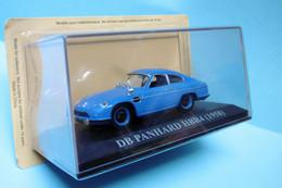 Ixo / Altaya - PANHARD DB HBR4 1958 Bleu Neuf NBO 1/43 - Andere