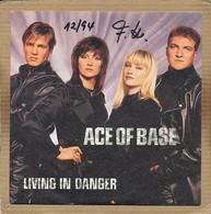 "7"" Single, Ace Of Base - Living In Danger - Disco, Pop"