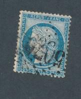 FRANCE - N° 60B OBLITERE - 1873 - 1871-1875 Ceres