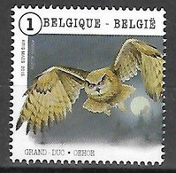 OCB Nr 4500 Fauna Buzin Oehoe Owl Uil Hibou Eule  MNH - Unused Stamps