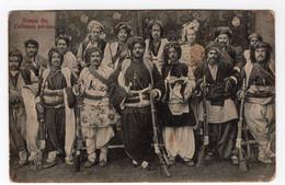 JOLFA (JULFA) 1913 - GROUP OF TURKMENS FROM PERSIA - Iran