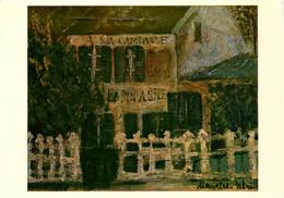 CPSM Avignon-Musée Calvet-Utrillo   L562 - Avignon (Palais & Pont)